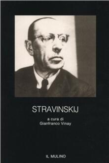 Stravinskij - copertina