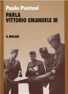 Antondemarirreguera.es Parla Vittorio Emanuele III Image