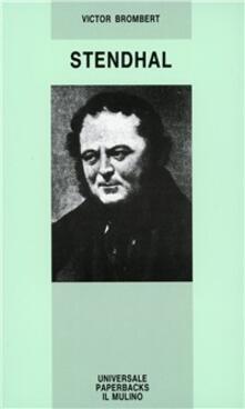 Stendhal - Victor Brombert - copertina