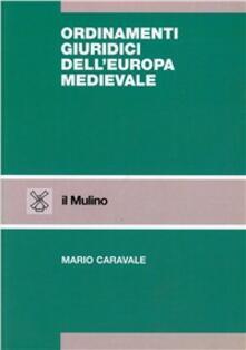 Antondemarirreguera.es Ordinamenti giuridici dell'Europa medievale Image