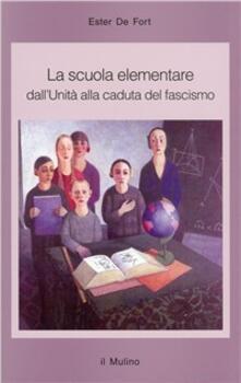 Equilibrifestival.it La scuola elementare. Dall'unità alla caduta del fascismo Image