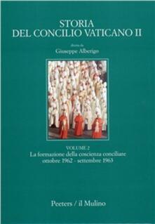 Mercatinidinataletorino.it Storia del Concilio Vaticano II. Vol. 2: La formazione della coscienza conciliare. Il primo periodo e la prima intersessione (Ottobre 1962-settembre 1963). Image