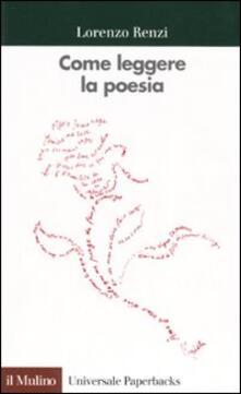 Listadelpopolo.it Come leggere la poesia. Con esercitazioni su poeti italiani del Novecento Image