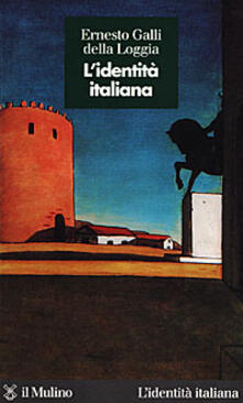L' identità italiana - Ernesto Galli Della Loggia - copertina