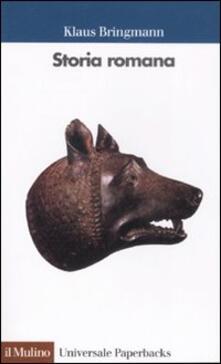 Nicocaradonna.it Storia romana. Dalle origini alla tarda antichità Image