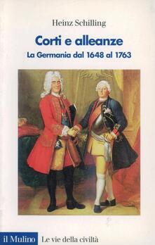 Antondemarirreguera.es Corti e alleanze. La Germania dal 1648 al 1763 Image