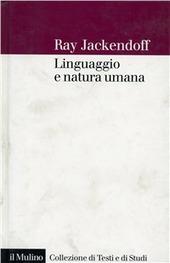 Linguaggio e natura umana