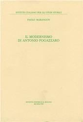 Il modernismo di Antonio Fogazzaro
