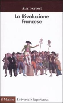 La Rivoluzione francese - Alan Forrest - copertina