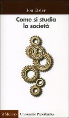 Rallydeicolliscaligeri.it Come si studia la società. Una «Cassetta degli attrezzi» per le scienze sociali Image