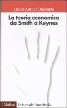 Tegliowinterrun.it La teoria economica da Smith a Keynes Image