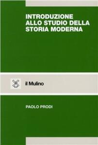 Introduzione allo studio della storia moderna
