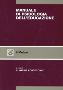 Libro Manuale di psicologia dell'educazione