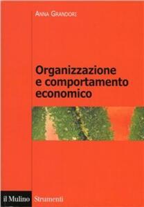Organizzazione e comportamento economico