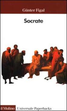 Socrate - Günter Figal - copertina