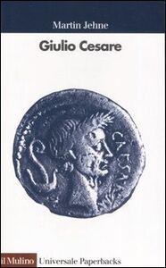 Libro Giulio Cesare Martin Jehne