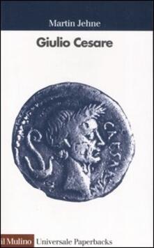 Giulio Cesare - Martin Jehne - copertina