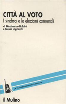 Antondemarirreguera.es Città al voto. I sindaci e le elezioni comunali Image
