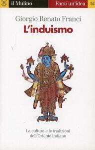 Libro L' induismo Giorgio R. Franci