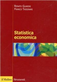 Criticalwinenotav.it Statistica economica. Problemi e metodi di analisi Image
