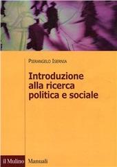 Introduzione alla ricerca politica sociale