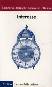 Libro Interesse Lorenzo Ornaghi , Silvio Cotellessa