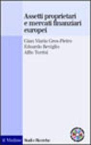 Assetti proprietari e mercati finanziari europei
