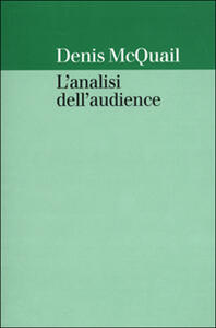 L' analisi dell'audience