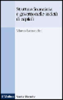 Struttura finanziaria e governo nelle società di capitali. Le prospettive di riforma.pdf