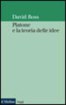 Daddyswing.es Platone e la teoria delle idee Image