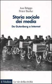 Lpgcsostenible.es Storia sociale dei media. Da Gutenberg a Internet Image