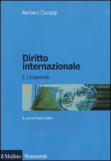 Equilibrifestival.it Diritto internazionale. Vol. 1: I lineamenti. Image