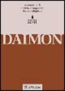 Daimon. Annuario di diritto comparato delle religioni (2001). Vol. 1