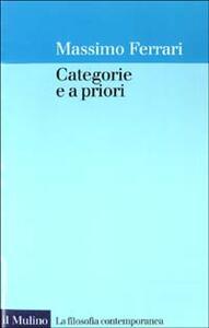 Categorie e a priori