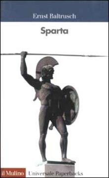 Sparta - Ernst Baltrusch - copertina