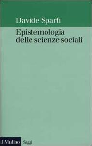 Epistemologia delle scienze sociali