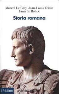 Foto Cover di Storia romana, Libro di AA.VV edito da Il Mulino