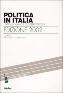 Radiospeed.it Politica in Italia. I fatti dell'anno e le interpretazioni Image