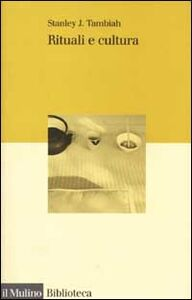 Libro Rituali e cultura Stanley J. Tambiah