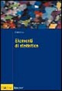 Foto Cover di Elementi di statistica, Libro di Peter Holl, edito da Il Mulino