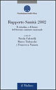 Ipabsantonioabatetrino.it Rapporto sanità 2002. Il cittadino e il futuro del Servizio sanitario nazionale Image