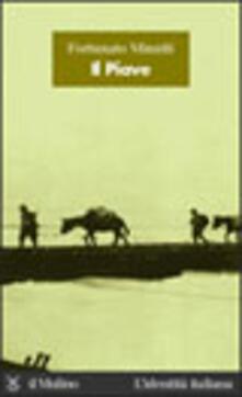 Il Piave - Fortunato Minniti - copertina