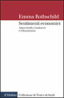Winniearcher.com Sentimenti economici: Adam Smith, Condorcet e l'Illuminismo Image