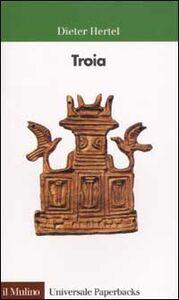 Libro Troia Dieter Hertel