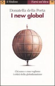 Libro I new global Donatella Della Porta