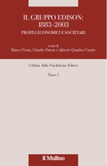 Tegliowinterrun.it Il Gruppo Edison: 1883-2003. Profili economici e societari. Vol. 1 Image