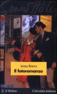 Il fotoromanzo - Anna Bravo - copertina