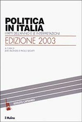 Politica in Italia. I fatti dell'anno e le interpretazioni (2003)
