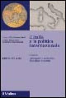 Ristorantezintonio.it L' Italia e la politica internazionale 2003 Image