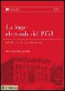 La legge elettorale del 1953. Con CD-ROM.pdf